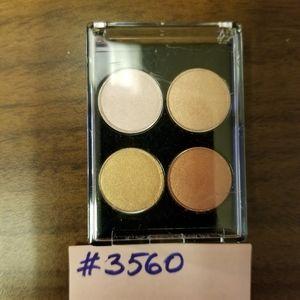 #3560 Lancome New Quad Colour Focus Exceptional We